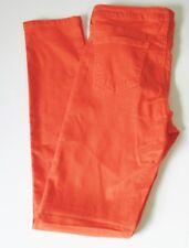 Celebrity Pink Womens Juniors Jayden Skinny Jeans Colored Wash Nasturtium Sz 7