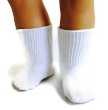 White Knit Sport Socks made for 18 inch American Girl Dolls Accessories