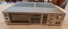 ONKYO MODEL TX-36 QUARTZ SYNTHESIZED TUNER AMPLIFIER SILVER FACE UNTESTED PARTS?