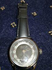Leandri Laboratorio Stainless Steel Manual Wind Men's Watch 3250 Swiss €2100