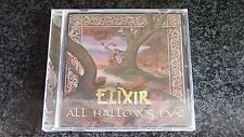 ELIXIR NWOBHM RARE ALL HALLOWS EVE CD - ANGEL WITCH MAIDEN PRIEST