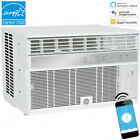 GE 14000 BTU Smart Window Air Conditioner, 700 SqFt Large Room Home 115V AC Unit photo
