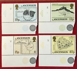 ASCENSION Sc#290-293 1981 Commemorative Mint NH OG VF/XF (18-150)