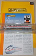 N Gauge Del Prado  Locomotives of the World -ICE3 Intercity Express 3 high speed