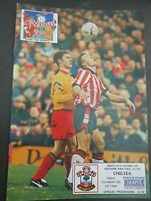 Southampton V  Chelsea ZDS S Final  1991/2