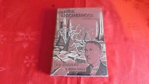 'The Dark Brotherhood' by H. P. Lovecraft - Arkham House 1st Ed.
