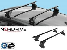 NORDRIVE EVOS QUADRA Dachträger für FIAT 500X - Ohne Reling - 2014+