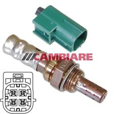 Lambda Sensor fits NISSAN X-TRAIL T30 2.0 Oxygen Cambiare Quality Replacement