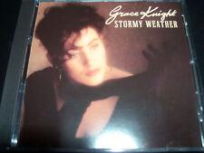 Grace Knight ( Eurogliders ) Stormy Weather CD – Like New