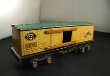 Lionel USA n° 1679 Wagon marchandises Curtiss Baby Ruth peu fréquent en O