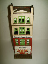 Mib 1987 Dept.56 Bakery Christmas In The City Retired