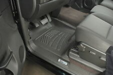 Ford F150 Super Crew 2009 - 2012 Floor Mats Liners Front - Black