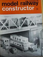 Model Railway Constructor 9 1966