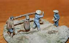 MGM 100-20 1/72 Resin WWII Asian farmers