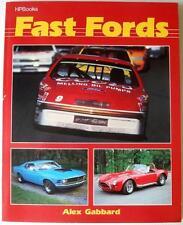 FAST FORDS HPBOOKS 983 ALEC GABBARD CAR BOOK
