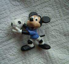 "Disney: ""Micky Maus mit Fußball, als Torwart"": Comic Figur Bully, neu"