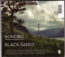 CD (NEU!) . BONOBO - Black Sands (feat. Andreya Triana, mkmbh