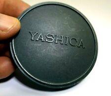 Yashica 55mm plastic Lens Front Cap slip on type plastic