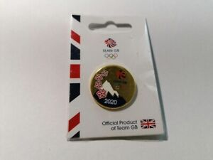 NOC Great Britain Olympic Committee for Olympic Games Tokyo 2020 pin model-2