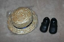 W C FIELDS  VENTRILOQUIST DUMMY HAT AND SHOES NEW
