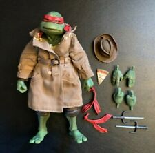 NECA TMNT 1990 Raphael in Disguise Complete, Global Shipping