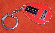 Porte-clés key ring Brûleur Mazout Gaz Levallois 92 OERTLI ACTA Enamel émaux top