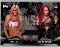 2016 WWE Divas Revolution Rivalries #4 Charlotte Sasha Banks