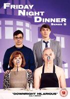 Friday Night Dinner: Series 5 DVD (2018) Tamsin Greig cert 12 ***NEW***
