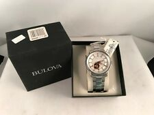 NEW BULOVA 96A143 SKELETON AUTOMATIC MENS WATCH  100B