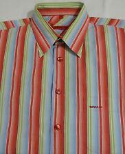 Gestreifte Signum Herren-Freizeithemden aus Baumwolle