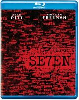 Seven [New Blu-ray] Repackaged, Widescreen
