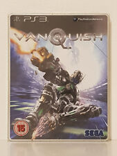 Vanquish Collector's G2 SteelBook Edition PS3 UK PAL Very Rare Like New