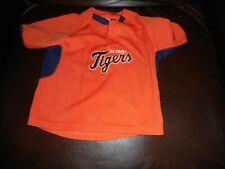 Detroit Tigers orange todler jersey sz 2T