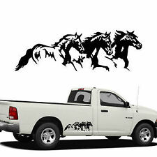 Horse Mustang Truck Trailer RV Car Graphic 10x32 TH1