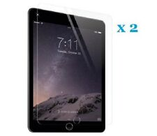 2x Crystal Clear Screen Protector Guard Film Housse Pour IPAD AIR2