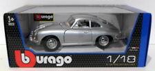 Véhicules miniatures jaune Burago pour Porsche