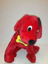 "Kohls Clifford Red Dog Plush 14"" Plush Stuffed Animal"