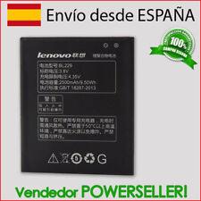 Bateria para LENOVO A8 A806 A808T | BL229 / Capacidad 2500mAh / NUEVA