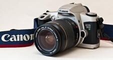 Photo.  Close-up Canon EOS 500n camera