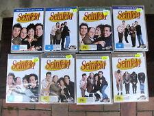 Seinfeld - Seasons 1 2 3 4 5 6 7 8 9 DVD (32 discs) Set Collection - New