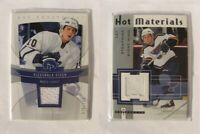 2006-07 Hot Prospects #92 Alexander Steen 070/100 white red hot jersey leafs