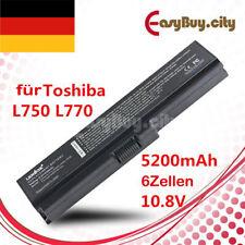Akku für Toshiba Satellite PA3817U-1BRS C650 C660 C660D L650 L670 L770 NEU