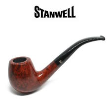 NEW Stanwell - Royal Guard  83  - Bent Billiard Pipe