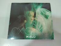 Malu Oxigeno Digipack 2018 - CD Nuevo - 2T