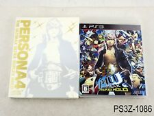 Persona 4 The Ultimax Ultra LE Ver Playstation 3 Japanese Import PS3 US Seller