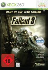 Xbox 360 Spiel - Fallout 3 Game of the Year Edition (mit OVP)(USK18)(PAL)