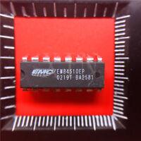 1Pcs EM84510EP EM84510 DIP-16