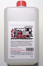 (1l=9,95€) SR24 Dampf-& Reinigungsflüssigkeit 1 Liter, Rauchöl, für H0 + G +TT