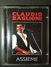 CLAUDIO BAGLIONI Assieme Minidisk COL 472069 3 1992
