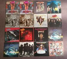 Lot of 4 Albums. You Pick any 4 LP's! Rock, 70's, 80's, Pop, Country, & More!